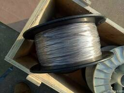 Титановая сварочная проволока 3.5 мм ВТ1-00св ГОСТ 27265-87 - фото 1