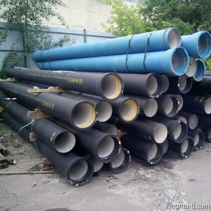Трубы чугунные (С ЦПП, Без ЦПП) 500 мм ТЧК ГОСТ 6942-98