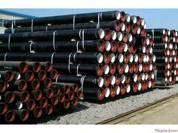 Трубы чугунные (С ЦПП, Без ЦПП) 800 мм ТЧК ГОСТ 9583-75
