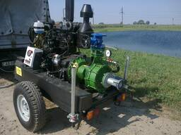 Установка дизель-насосная МДН4090 - фото 3