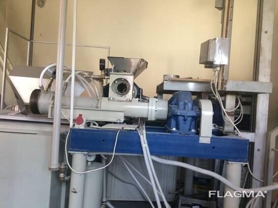 Установка для производства макаронных изделий МК-200м.