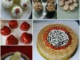Вкусная домашняя выпечка тортов и пирожных - фото 1