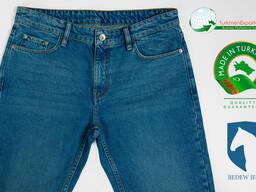 Высококачественные мужские джинсы оптом на экспорт - фото 4