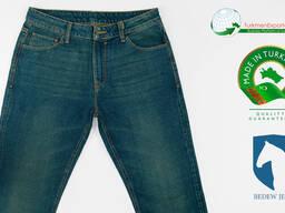 Высококачественные мужские джинсы оптом на экспорт - фото 6