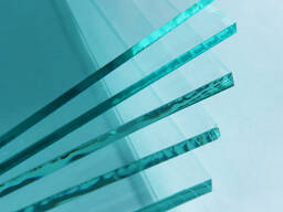 Полированный листовое стекло 6мм