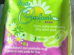 Женские гигиенические прокладки «SEN COMFORT»